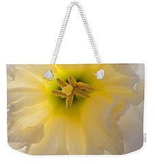 Glowing Daffodil Weekender Tote Bag