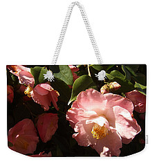 Glowing In The Sun Weekender Tote Bag