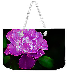 Glowing Rose II Weekender Tote Bag