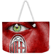 Go Ac Milan Weekender Tote Bag by Semmick Photo