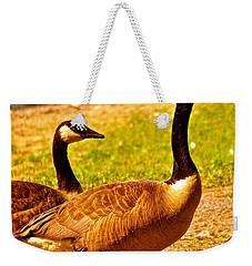 Go Geese Weekender Tote Bag