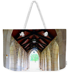 Go Into The Light Weekender Tote Bag by Deena Stoddard