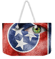 Go Tennessee Weekender Tote Bag by Semmick Photo