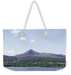 Goat Fell Isle Of Arran Scotland Weekender Tote Bag