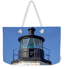 Goat Island Lighthouse Weekender Tote Bag