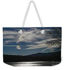 God Paints The Sky Weekender Tote Bag