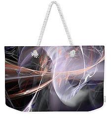 God Speed Weekender Tote Bag by Margie Chapman