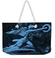 Goddess Hood Ornament  Weekender Tote Bag by Patrice Zinck