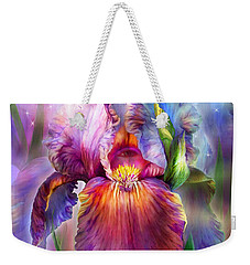 Goddess Of Healing Weekender Tote Bag