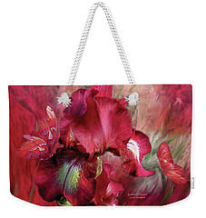 Goddess Of Passion Weekender Tote Bag
