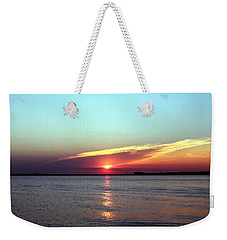 Weekender Tote Bag featuring the photograph Gods Creation by Debra Forand