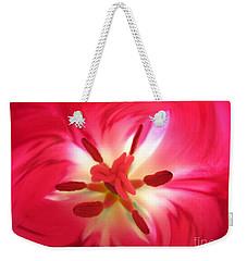 God's Floral Canvas 1 Weekender Tote Bag