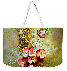God's Smile Weekender Tote Bag