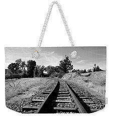 Going North Weekender Tote Bag by Janice Westerberg