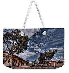 Weekender Tote Bag featuring the photograph Going To Jerusalem by Ron Shoshani