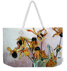 Going To Seed Weekender Tote Bag
