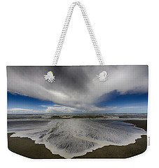 Gold Bluffs Beach 1 Weekender Tote Bag