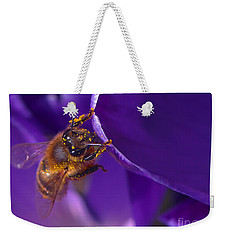 Gold Dust Weekender Tote Bag by Sharon Talson