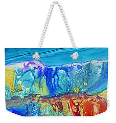 Gold In The Hills Weekender Tote Bag