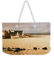 Golden Afternoon Weekender Tote Bag