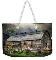 Golden Barn Weekender Tote Bag
