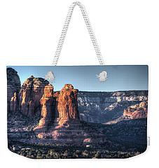 Golden Buttes Weekender Tote Bag