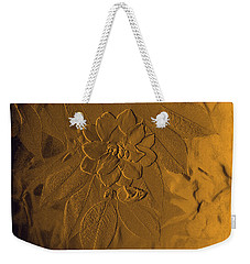 Golden Effulgence Weekender Tote Bag