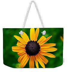 Golden Flower Weekender Tote Bag by Matt Harang