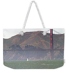 Golden Gate Bridge Panorama Weekender Tote Bag