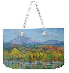 Golden Glory At Golden Ponds Weekender Tote Bag
