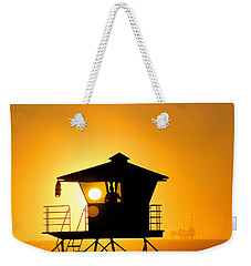Golden Hour Weekender Tote Bag by Tammy Espino