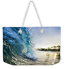 Golden Mile Weekender Tote Bag