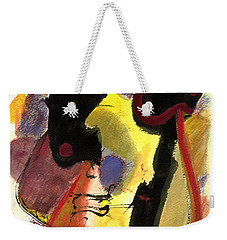Golden Moon 2 Weekender Tote Bag