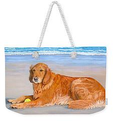 Golden Murphy Weekender Tote Bag