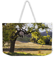 Golden Oaks Weekender Tote Bag