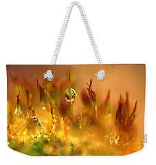 Golden Palette Weekender Tote Bag