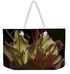 Golden Reserve Weekender Tote Bag