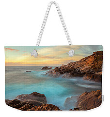 Golden Sky Weekender Tote Bag by Jonathan Nguyen