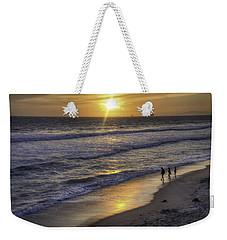 Golden West Sunset Weekender Tote Bag