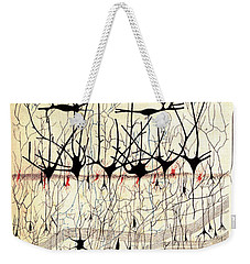 Golgi Olfactory Bulb Of Dog Weekender Tote Bag