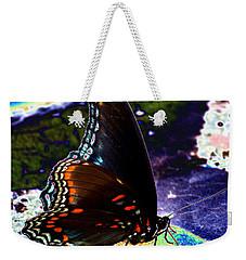 Gona-fly-butterfly Weekender Tote Bag