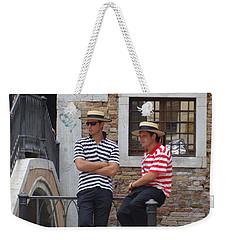 Gondoglieri Weekender Tote Bag