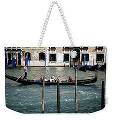 Gondola Jaunt Weekender Tote Bag