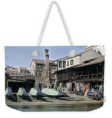 Gondola Showroom Weekender Tote Bag