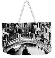 Gondolier Weekender Tote Bag