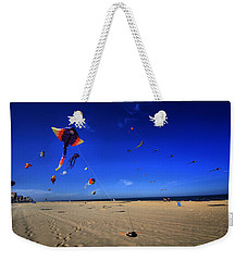 Gone Flyin Weekender Tote Bag by Robert McCubbin