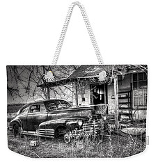 Gone To Hell Weekender Tote Bag
