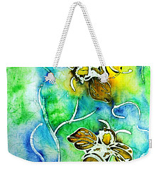 Good Day To Be A Bee Weekender Tote Bag