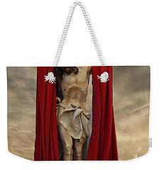 His Ultimate Gift Of Mercy - Jesus Christ Weekender Tote Bag