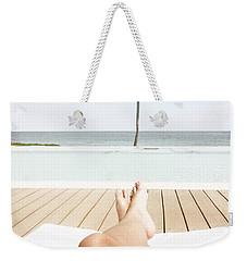 Good Life Weekender Tote Bag